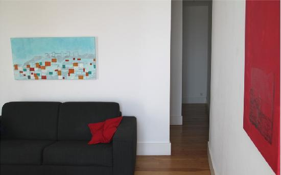 Portugal Ways Conde Barao Apartments: Le séjour