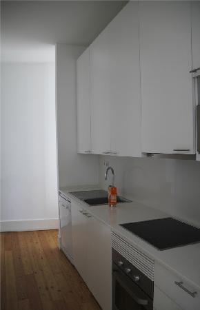 Portugal Ways Conde Barao Apartments: La cuisine
