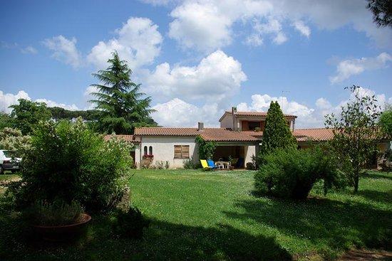 Sant'Oreste, Italia: Il b&b Cariano al Soratte