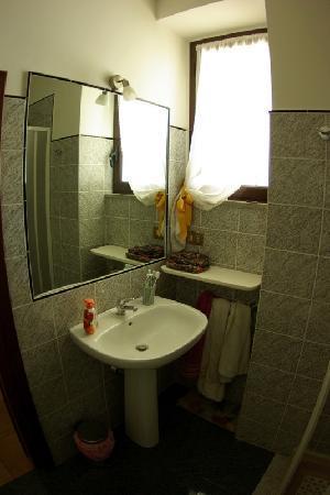 Sant'Oreste, Italia: Il bagno