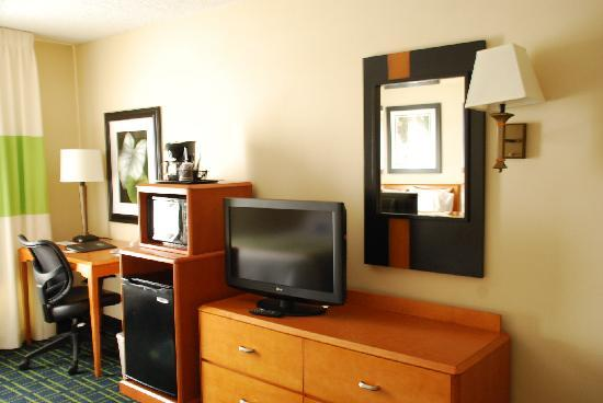 Fairfield Inn & Suites Roswell: 4