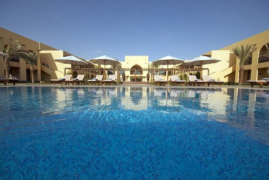 Madinat Zayed, United Arab Emirates: Exterior View. Tilal Liwa Hotel