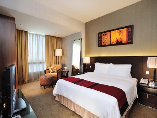 Hanoi Ideal Hotel: Deluxe double room
