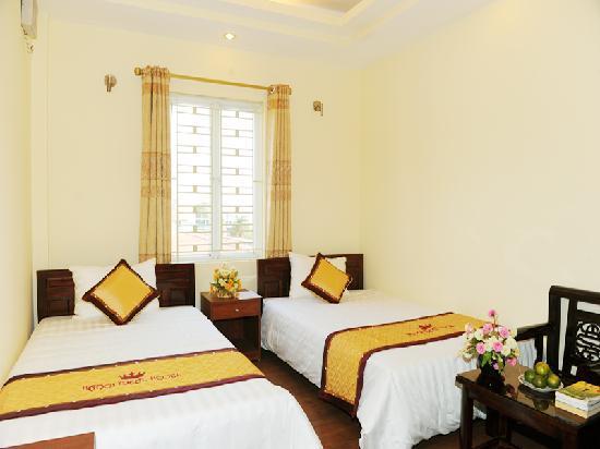 Hanoi Ideal Hotel: Superior twin