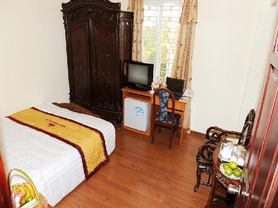Hanoi Ideal Hotel: superior room