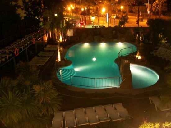 Hotel Villamarina Club : pool