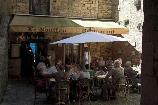 ‪‪Sarlat-la-Canéda‬, فرنسا: Really nice Restaurants‬