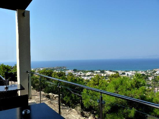 Pefkos Blue: The View
