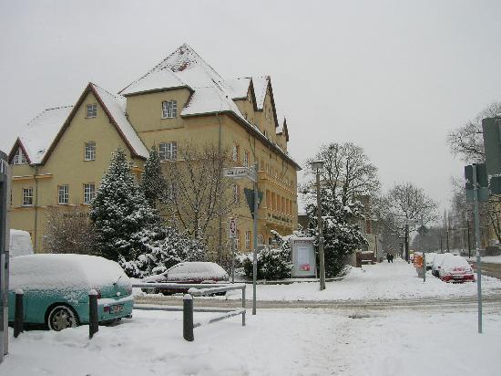 Hotel Alte Feuerwache: L'albergo da fuori