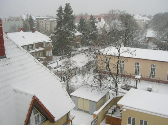 Hotel Alte Feuerwache: Vista dalla camera