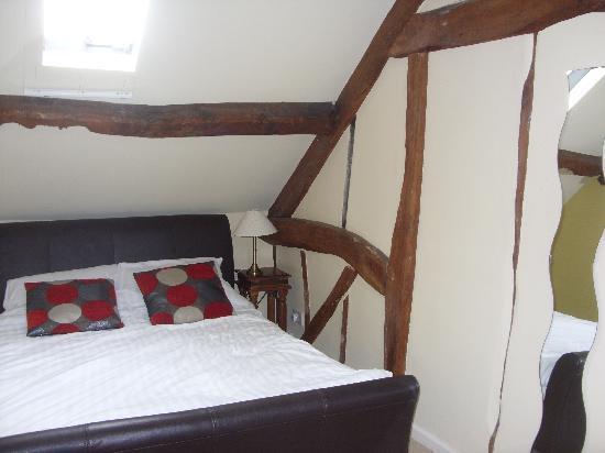 Halford Bridge Inn: Our bedroom