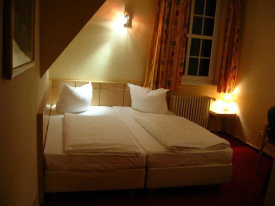 Hotel Alte Feuerwache: La camera