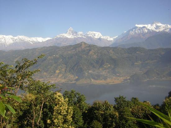 Asmita Bed & Breakfast: IN POKHARA