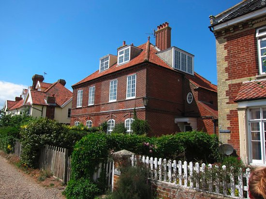 Southwold, UK: Wellesley House