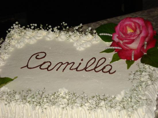 Agriturismo il Geranio: una torta buonissima!
