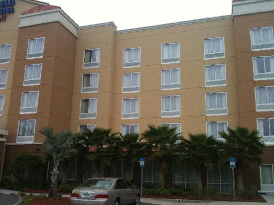 Fairfield Inn & Suites Jacksonville Butler Boulevard: Hotel
