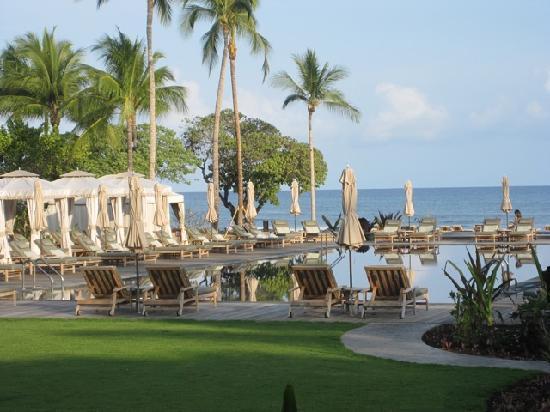 Four Seasons Resort Hualalai: Beach Tree Pool
