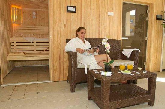 Adonis Grandcamp Residence Les Isles de Sola : Bien-être
