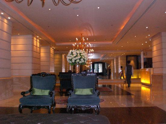 lebua at State Tower: Der Blick
