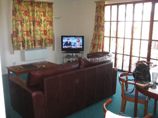 Dailly, UK: Living Room