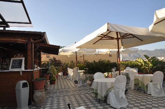 Ambasciatori Hotel: Our Terrace