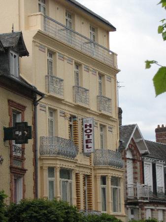 Albert Premier Hotel Bagnoles-de-l'orne