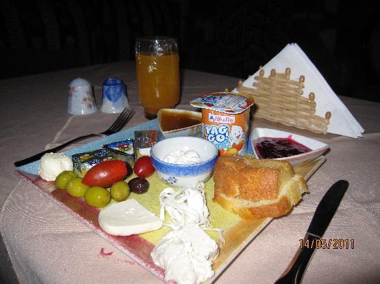 Kemareah Hotel: breakfast