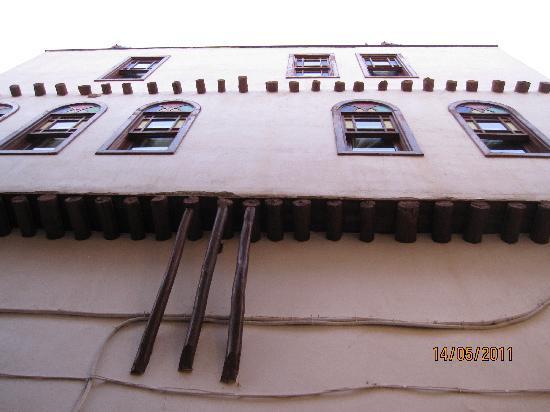Kemareah Hotel: hotel fasad