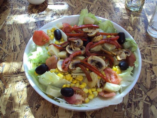 Sol Inti Restaurant: Inti Sol Salad