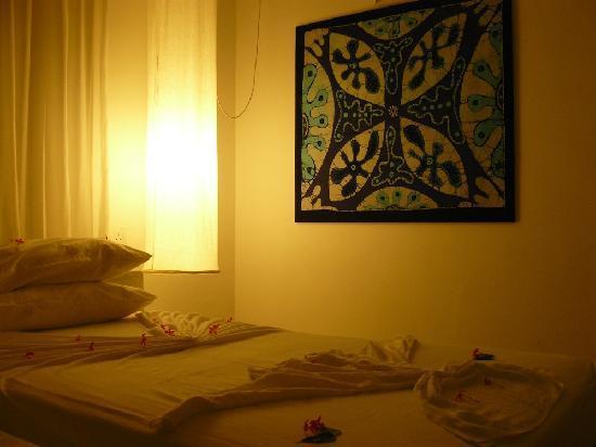 Trinco Blu by Cinnamon: Our room