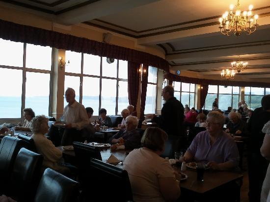 Grand Hotel Scarborough: Restaurant