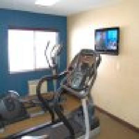 Motel 6 Elk Grove Village : Exercise Room
