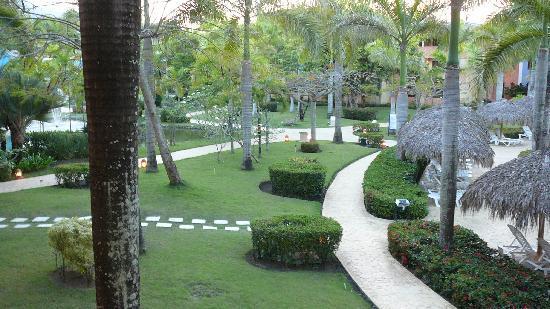 Iberostar Costa Dorada: aménagement paysager mature