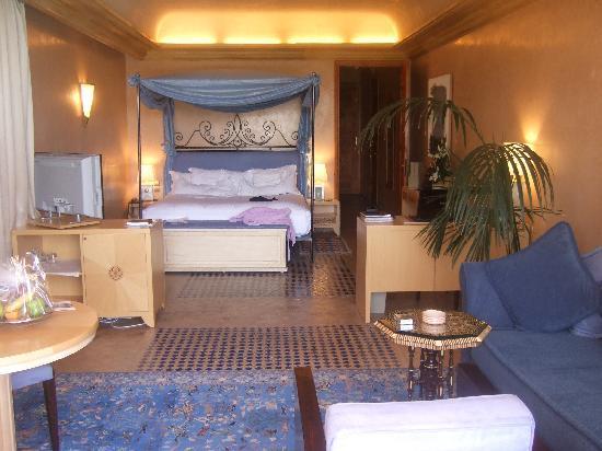 Es Saadi Marrakech Resort - Palace : notre Suite Junior