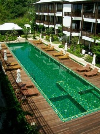 Maryoo Hotel: Pool Area