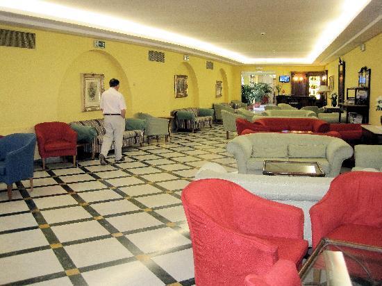 Hotel Villa Maria : Guest Lounge