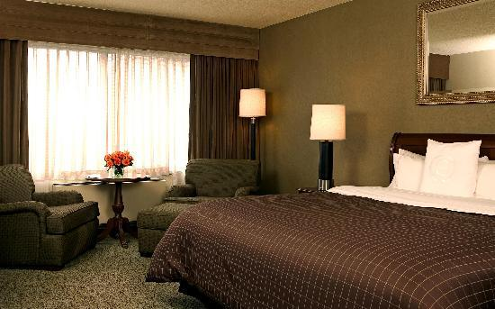 Sheraton Reston Hotel: Guest Room King Bed