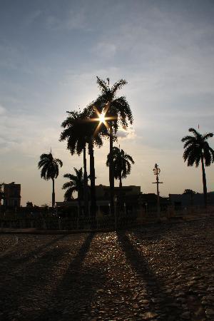 Trinidad, Cuba: Plaza Mayor