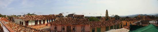 Rooftops of Trinidad de Cuba