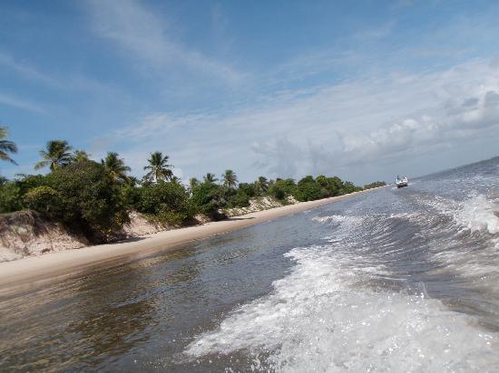 Praia de Subaúma, BA: Mangue Seco