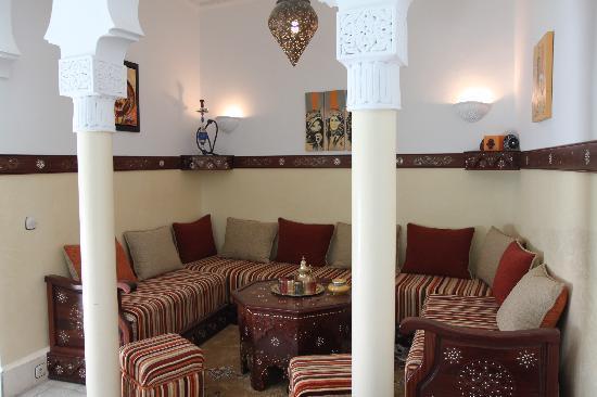 Riad harmonie maison d 39 hotes b b el jadida maroc voir for Salon zen rabat tarifs