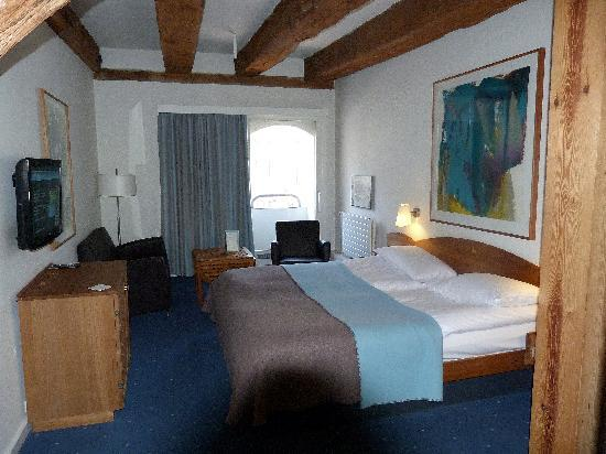 Copenhagen Admiral Hotel: lovely room - only standard so very good!