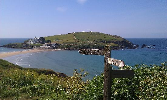 Parkdean - Challaborough Bay Holiday Park: Burgh Island