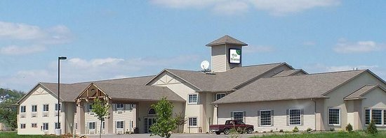 Hotel Hillsboro: Located in Scenic Western Wisconsin