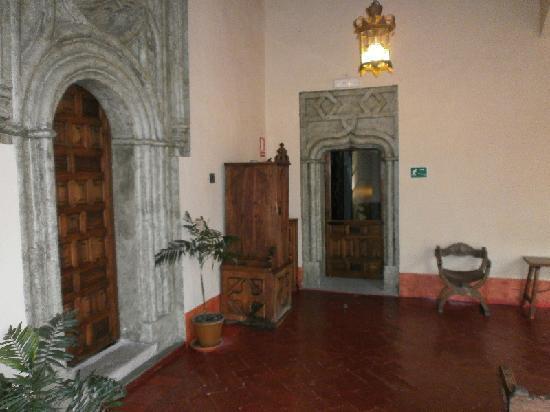Hospederia Real Monasterio : habitacion 117
