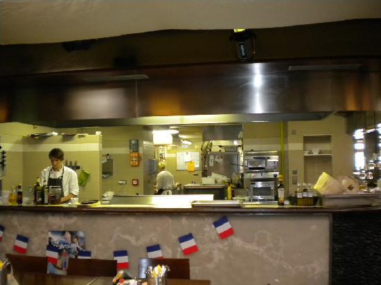 U peronu: Kitchen