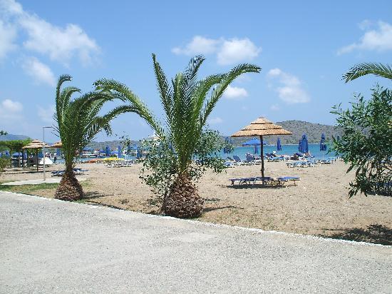 Elounda Water Park Residence : elounda beach