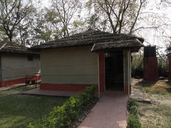 Rajaji National Park, อินเดีย: Gujjar Hut
