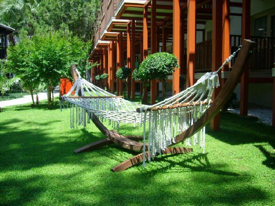 Otium Hotel Life: Hammock in the grounds