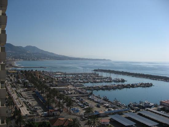 Hotel El Puerto by Pierre & Vacances: View from the pool